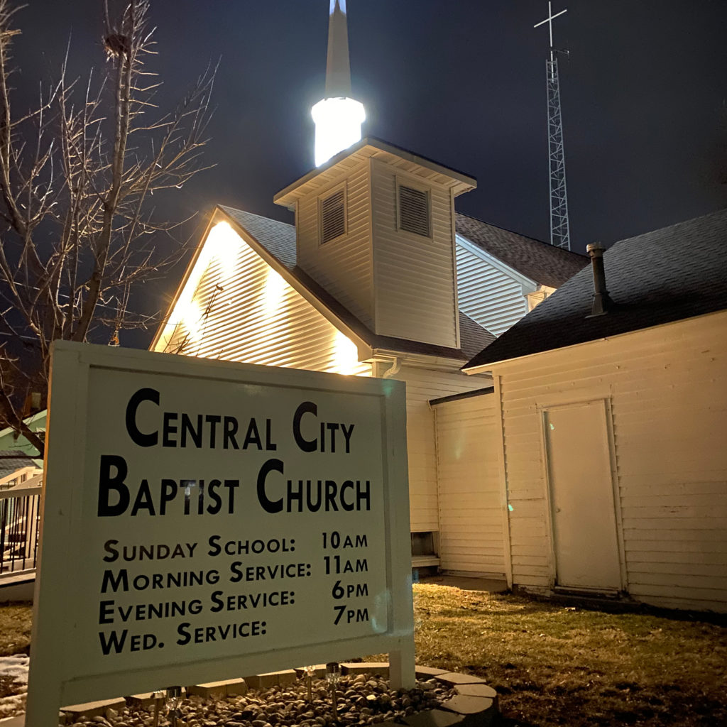central city baptist church in central city nebraska